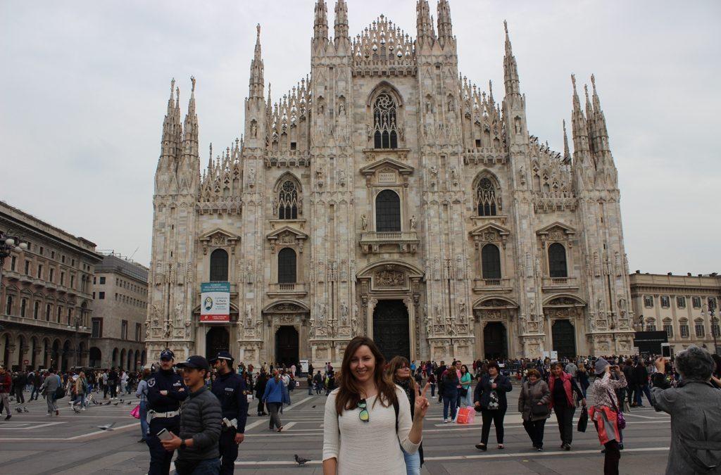 Carlo Felice in Milan!