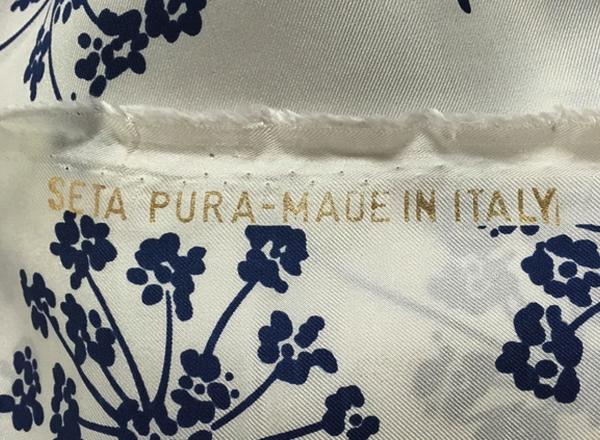 Carlo Felice in Milan blog aneto silk
