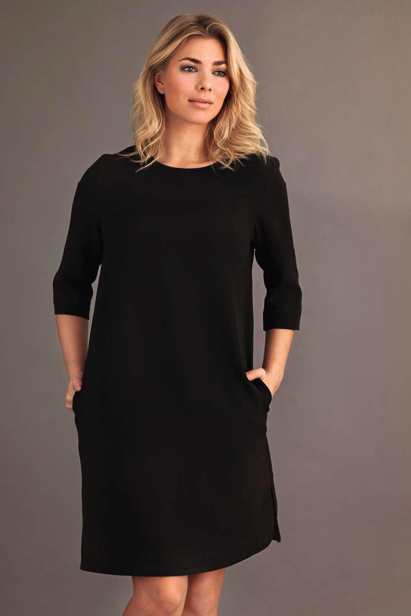 Carlo Felice Little Dress black