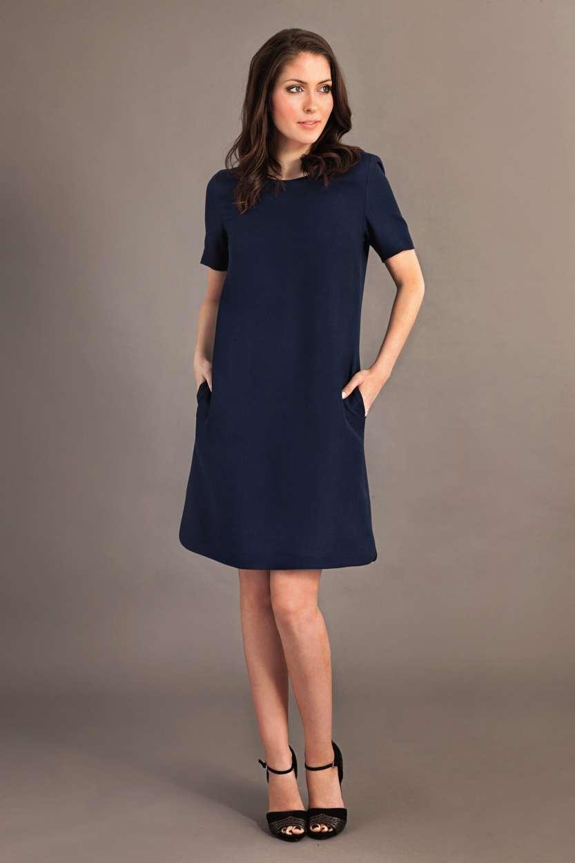 Carlo Felice dress blue little