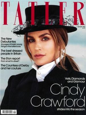 TATLER Cover September 2018
