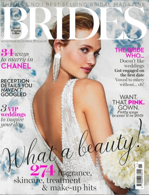 BRIDES Cover December-2018