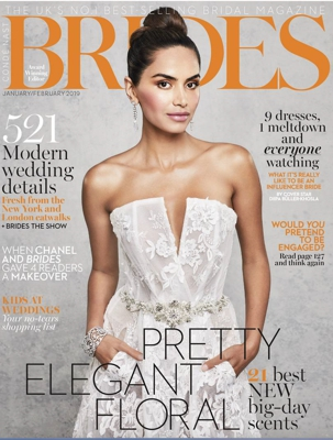 BRIDES Cover January-2019